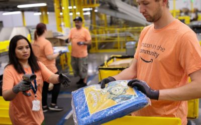 Amazon Comes To The Aid of Grand Bahama Island