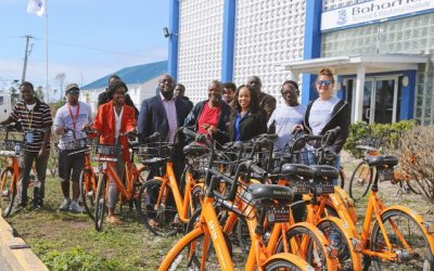 Miami University through the GBDRF, helps Grand Bahamians Get Around Post Storm